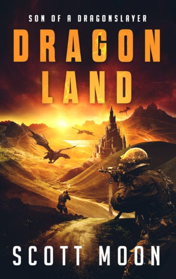 Dragon Land (Son of a Dragonslayer 3)