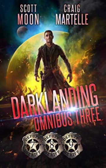Darklanding Omnibus Books 7-9