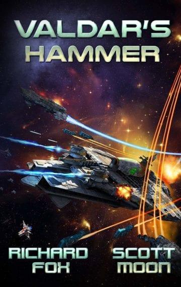 Valdar's Hammer (Terran Strike Marines 3)