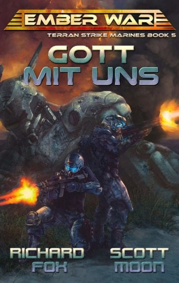 Gott Mit Uns (Terran Strike Marines 5)