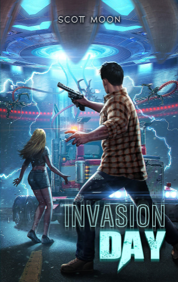 Invasion Day (They Came for Blood 1)